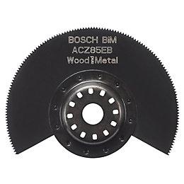 Bosch Wood & Metal Segment Blade, Pack of