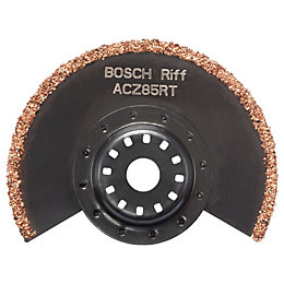 Bosch Riff Segment Blade (Dia)85mm, Pack of 1