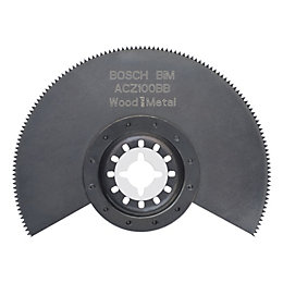 Bosch Wood & Metal Segment Blade (Dia)95mm, Pack