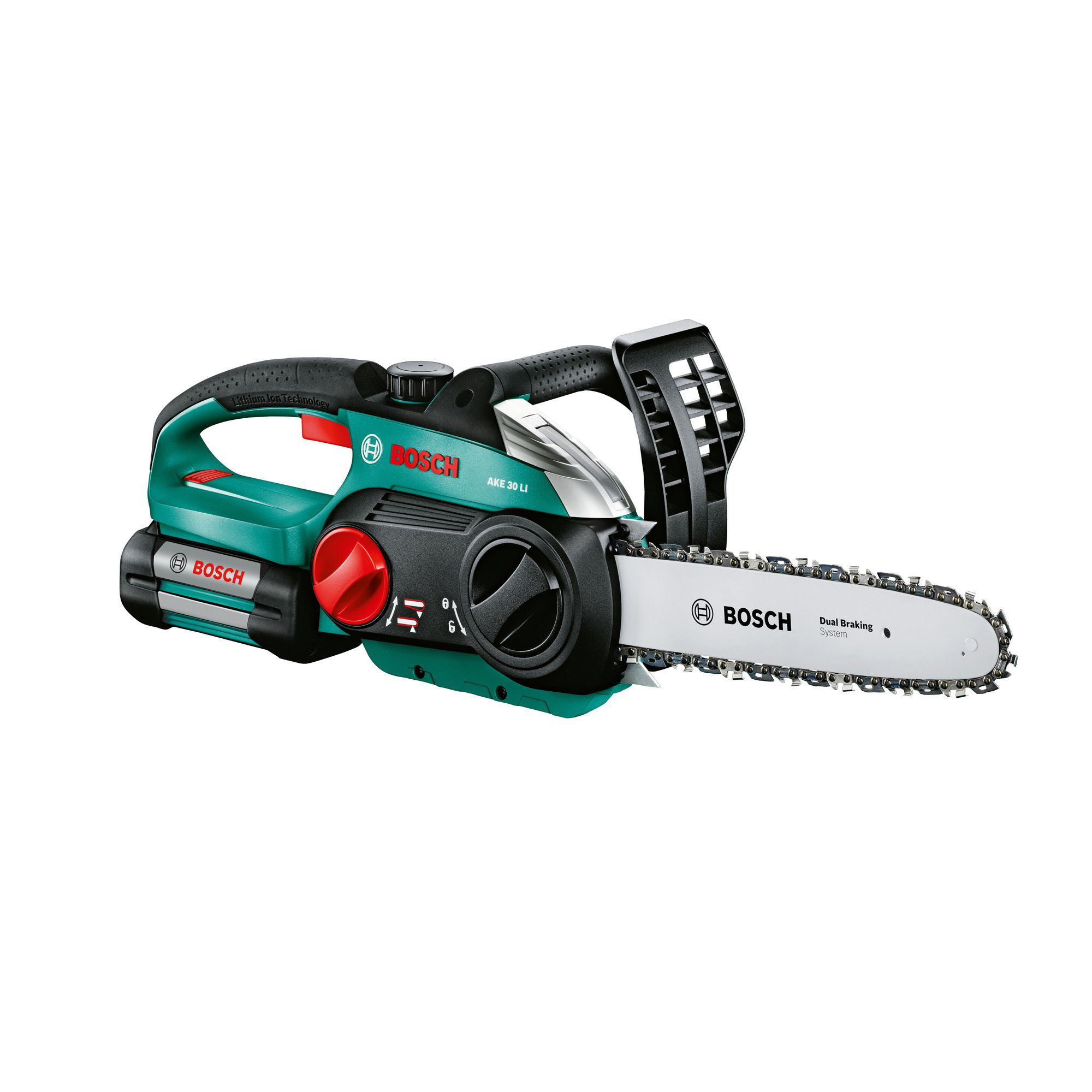 Bosch Ake 30 Li Cordless Lithium-ion Electric Chainsaw