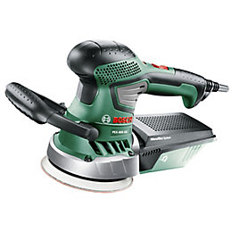 Bosch Corded 350W 240V Random Orbit Sander PEX