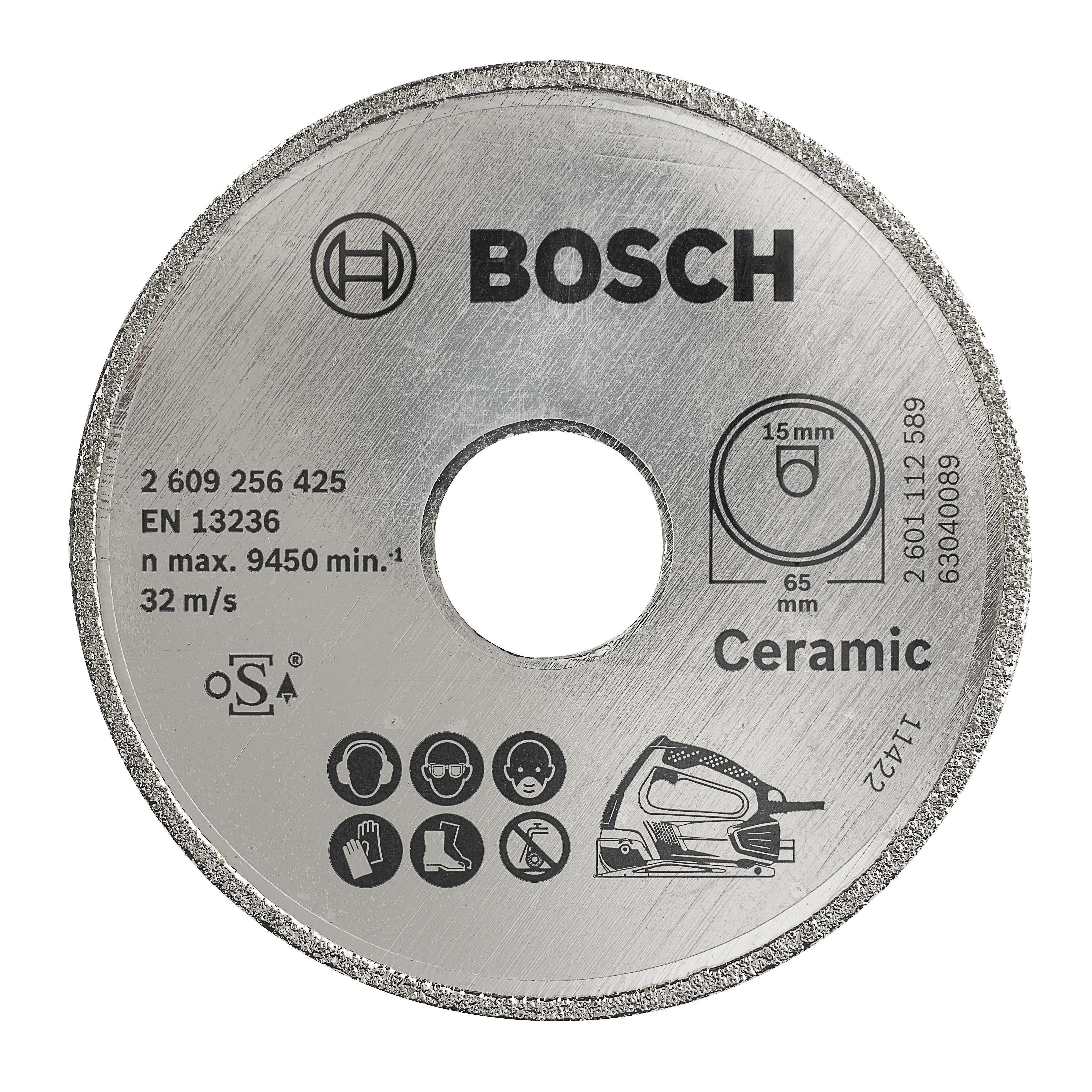 Bosch Diamond Cutting Blade (dia)65mm