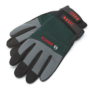 Ladies leather gloves asda - Bosch Gardening Gloves Extra Large Pair