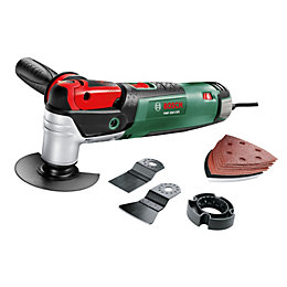 Bosch 240V 250W Corded Multi-Tool PMF 250 CES
