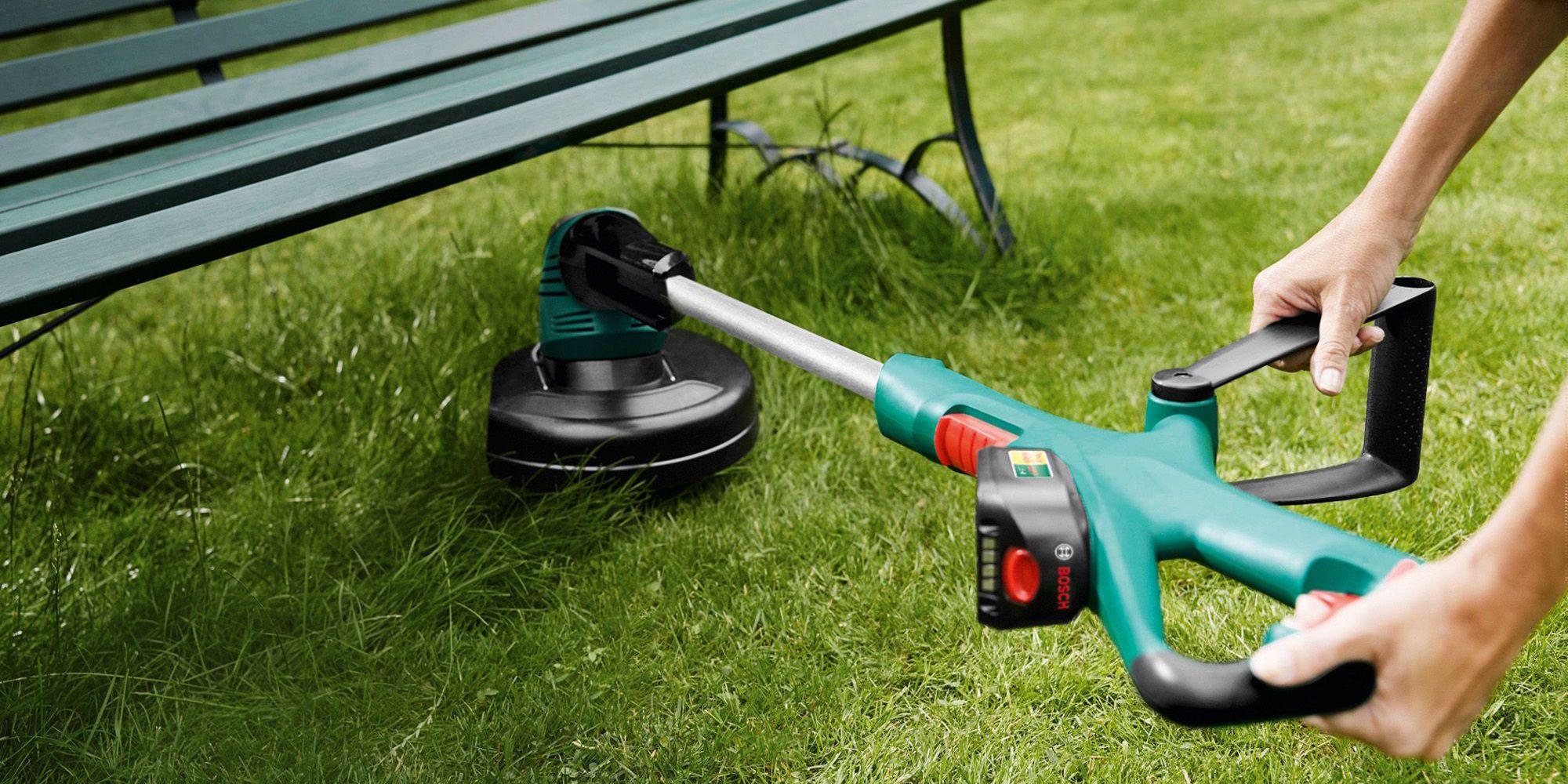 Электрический триммер для травы ремонт своими руками