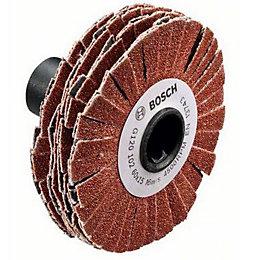 Bosch 80 Grit Sanding Roller (Dia) 60mm
