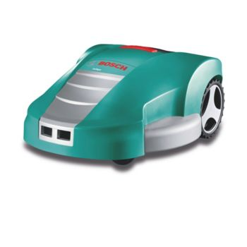 Bosch INDEGO CONNECT Cordless Lithium-Ion Metal Lawnmower