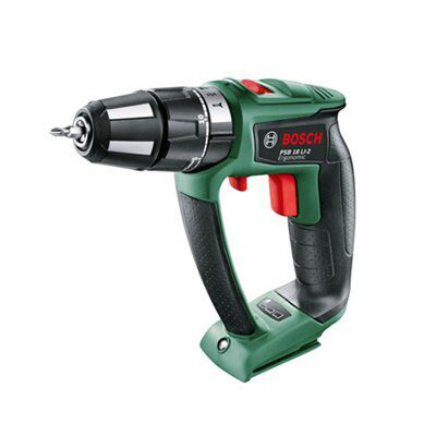 bosch cordless 18v 2 5ah li ion combi drill without batteries psb 18 li 2 bare departments. Black Bedroom Furniture Sets. Home Design Ideas