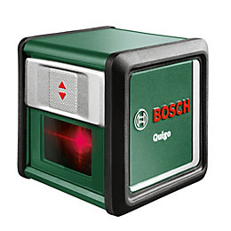 Bosch Quigo 10m Cross Line Laser Level