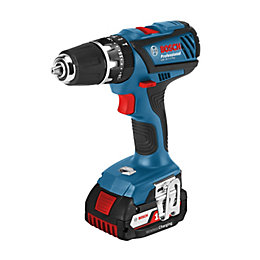 Bosch Professional Cordless 18V 2A Li-Ion Brushed Combi