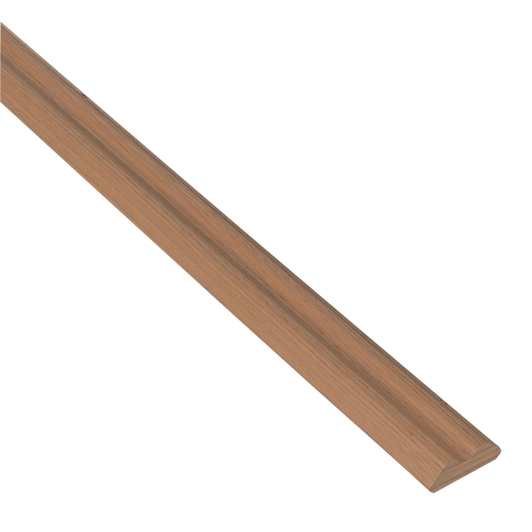 It Kitchens Solid Oak Wall Corner Post (h)715mm (w)32mm