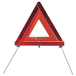 Plastic Freestanding Warning Triangle (H)392mm (W)425mm