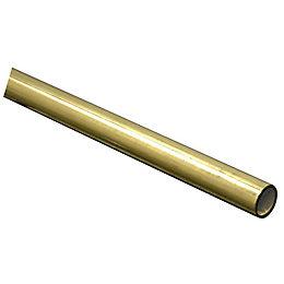 FFA Concept Brass Round Tube (L)1m