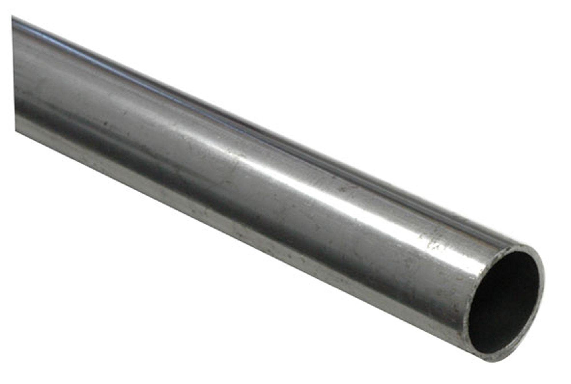Ffa Concept Steel Round Tube, (w)30mm (l)1m
