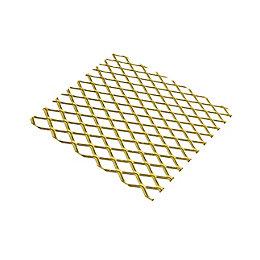 Aluminium Panel (L)500mm (W)250mm (T)1mm