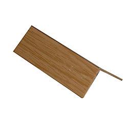 PVC Corner (H)10mm (W)10mm (L)1m