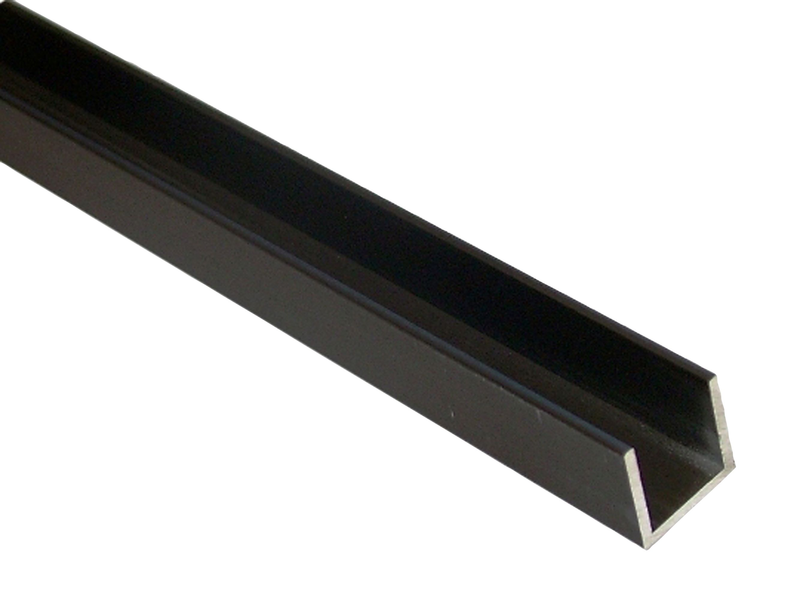 Schön Aluminium U Profile (H)10mm (W)13mm (L)2m | Departments | DIY at B&Q ZT04