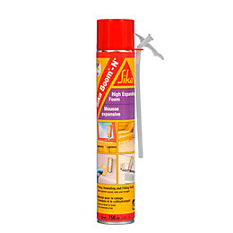 Sika Boom-N Beige, Purple & Red Expanding Foam