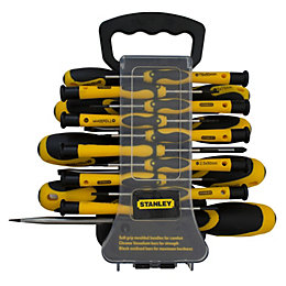 Stanley 40 Piece Multi Screwdriver Set