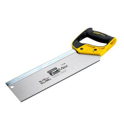 Stanley 12 Quot Back Saw Departments Tradepoint