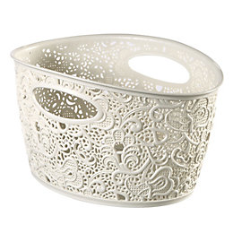 Curver Victoria Decorative Basket