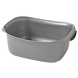 Curver Urban Anthracite Rectangular Bowl