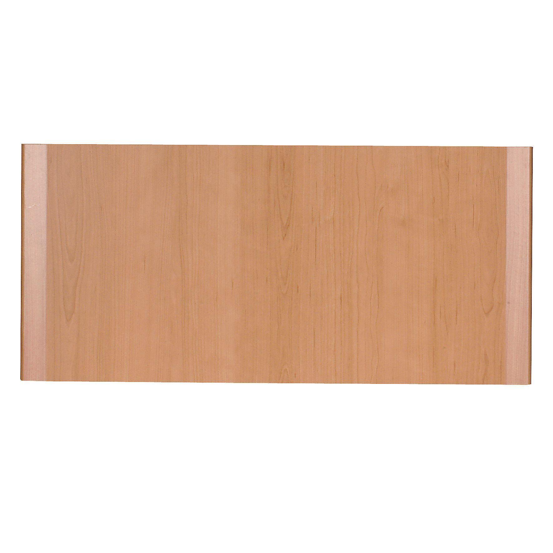 It kitchens sandford cherry effect modern bridging door w for Kitchen bridging units 600mm
