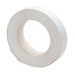 IT Kitchens White Gloss Laminate Worktop Edging Tape