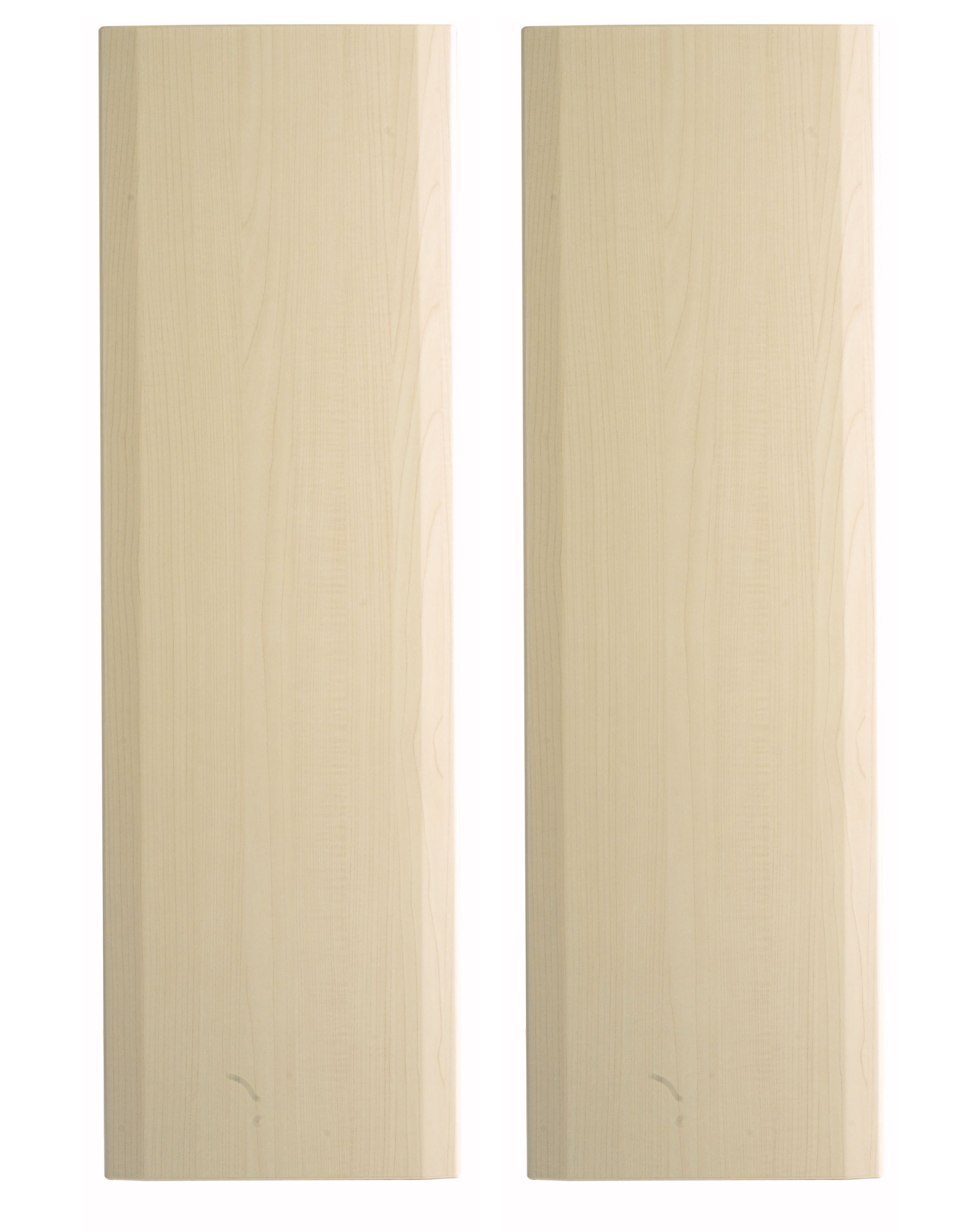 It Kitchens Sandford Maple Effect Modern Larder Door (w)300mm, Set Of 2