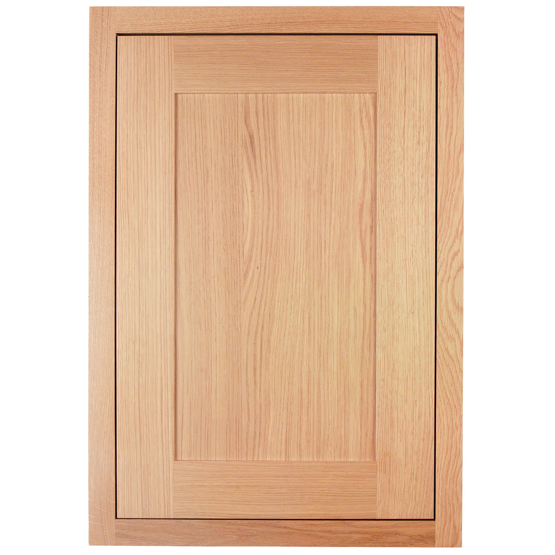 B Q Kitchen Cabinet Doors: Cooke & Lewis Carisbrooke Oak Framed Standard Door (W
