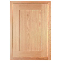 Cooke & Lewis Carisbrooke Oak Framed Standard Door