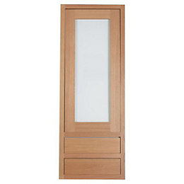 Cooke & Lewis Carisbrooke Oak Framed Dresser Door