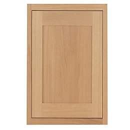 Cooke & Lewis Carisbrooke Oak Framed Tall Standard