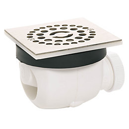 Wirquin Compression Wet Room Waste