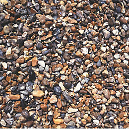 Blooma Pearl Grey Decorative Stone 22.5kg