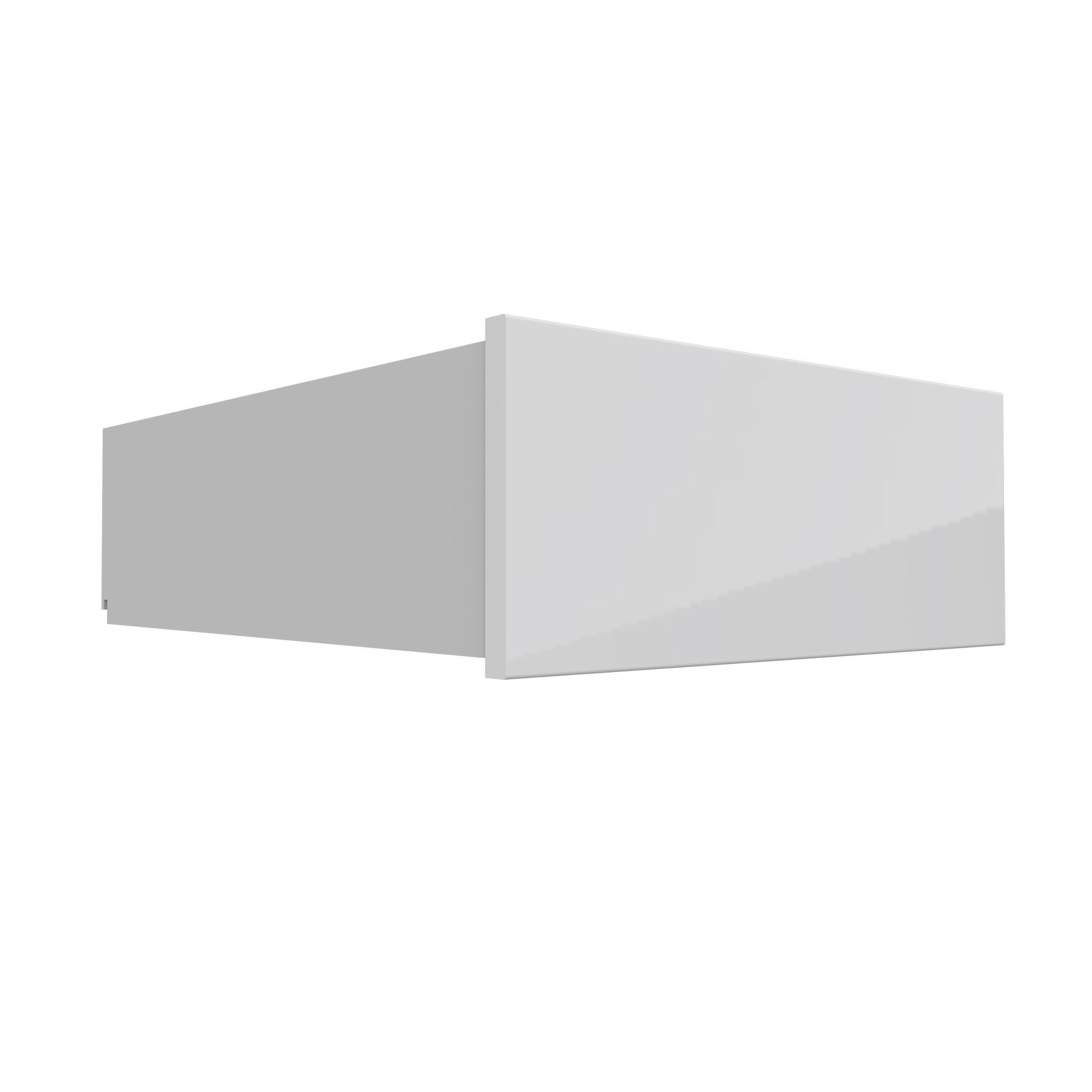 Darwin Modular White & Matt Internal Drawer (h)158mm (w)500mm (d)566mm