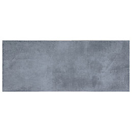 Trendino Grey & Blue Ceramic Wall Tile, Pack