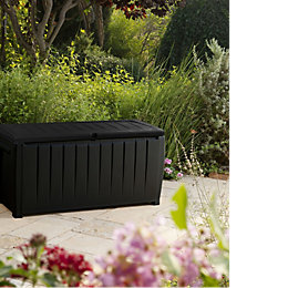 Kentucky Plastic Garden Storage Box