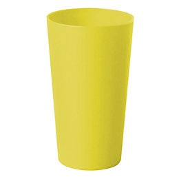 Cooke & Lewis Bathroom Lime Green Matt Tumbler