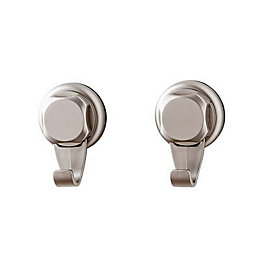 Cooke & Lewis Best Lock Silver Satin Chrome