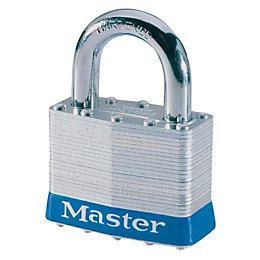 Master Lock Steel 4-Pin Tumbler Cylinder with Dual