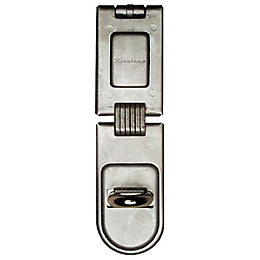Master Lock Heavy Duty Hardened Steel (L)160mm Hasp