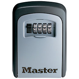 Master Lock 0.15552L Combination Key Access Safe