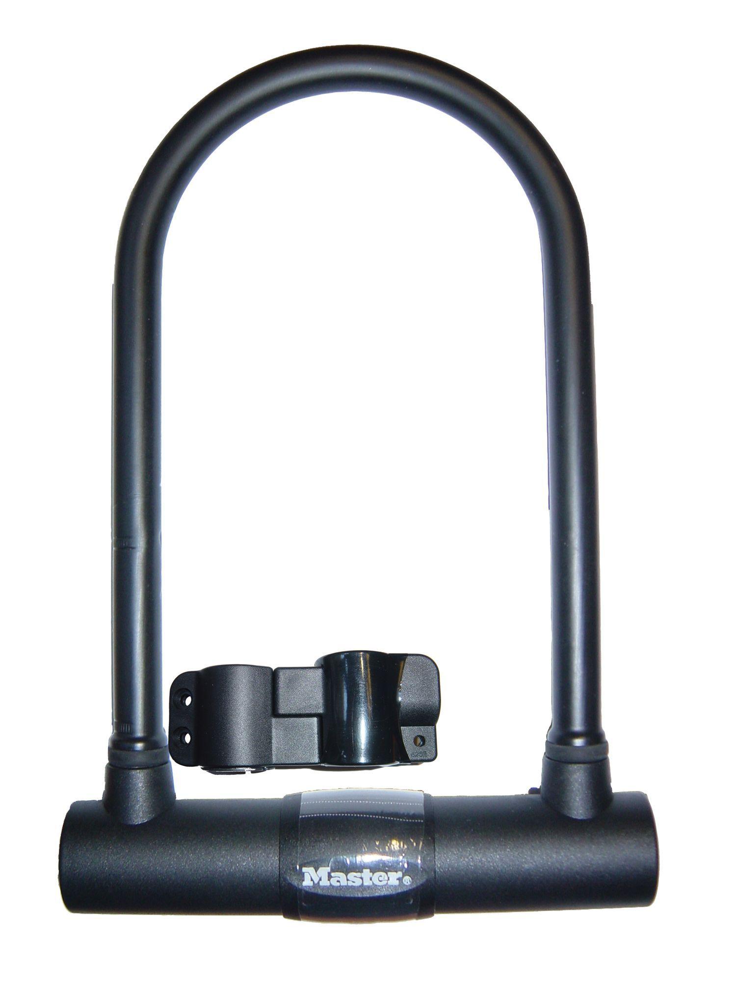 master lock u bar l 210mm departments diy at b q. Black Bedroom Furniture Sets. Home Design Ideas