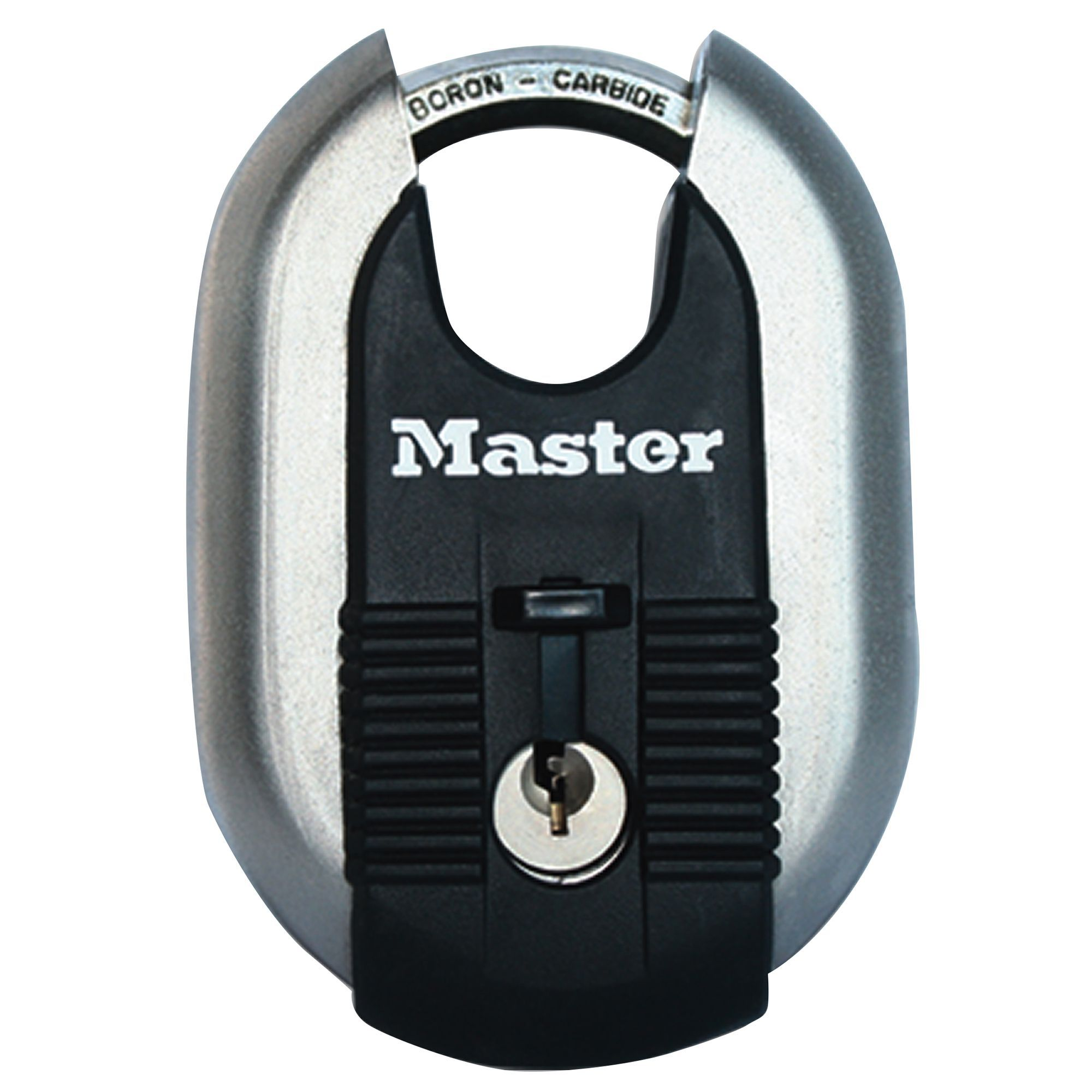 Master Lock Excell Steel Octagonal Closed Shackle Padlock (w)59mm