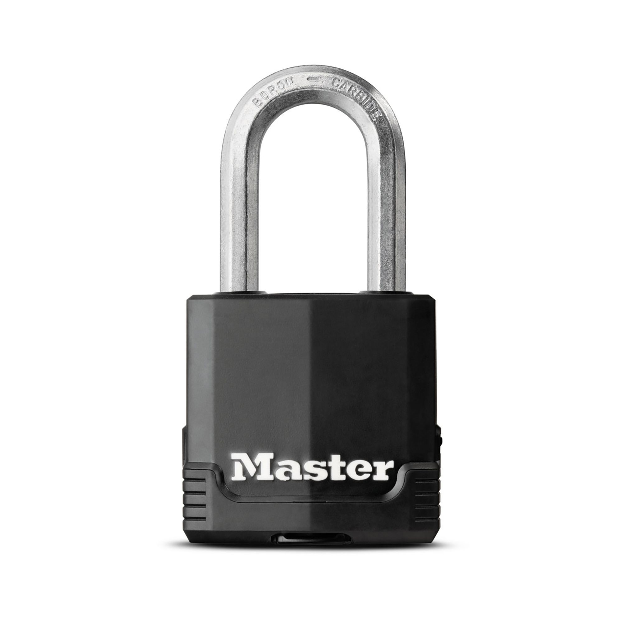 Master Lock Excell Laminated Steel 4 Pin Tumbler Cylinder Open Shackle Padlock (w)45mm