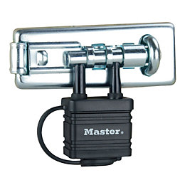 Master Lock Hard Wrought Steel & Laminated Steel