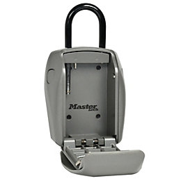 Master Lock 4 Digit Combination Small Portable Key