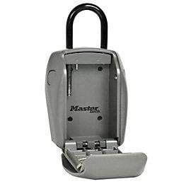 Master Lock 4 Digit Combination Small Portable Key
