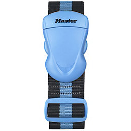 Master Lock Plastic Buckle Luggage Strap (W)25mm